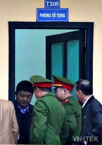 dinh la thang trinh xuan thanh 2 - Hôm nay ông Đinh La Thăng, Trịnh Xuân Thanh hầu tòa
