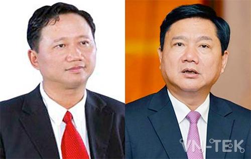 dinh la thang trinh xuan thanh 5 - Hôm nay ông Đinh La Thăng, Trịnh Xuân Thanh hầu tòa
