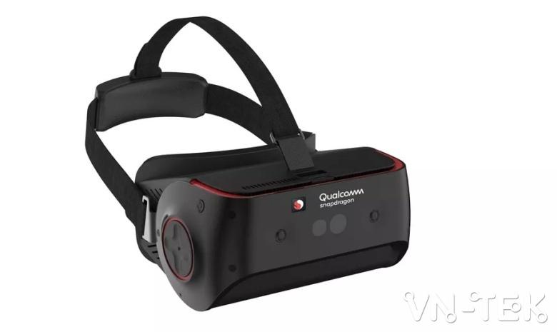 kinh thuc te ao snapdragon 845 - Qualcomm ra mắt kính thực tế ảo hoạt động độc lập chạy chip Snapdragon 845