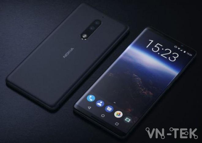 nokia 7 plus - Nokia 7 Plus cấu hình Snapdragon 660, RAM 4GB, camera kép