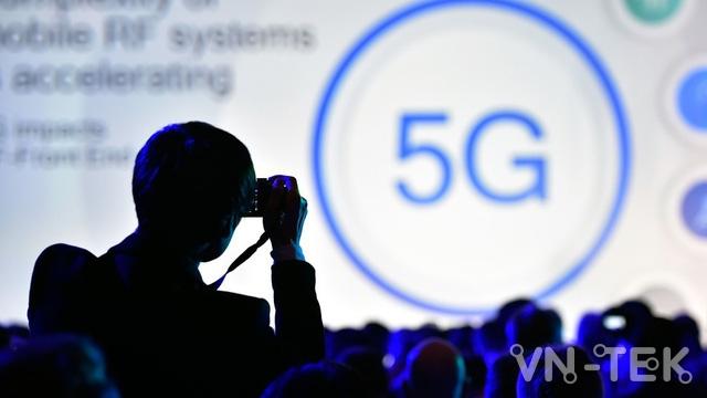smartphone 5g 1 - Smartphone siêu nhanh dùng mạng 5G sẽ xuất hiện vào năm 2019