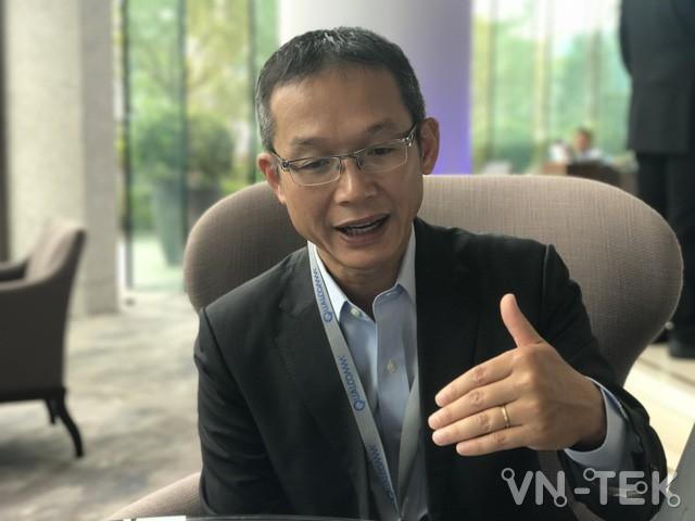 smartphone 5g 2 - Smartphone siêu nhanh dùng mạng 5G sẽ xuất hiện vào năm 2019