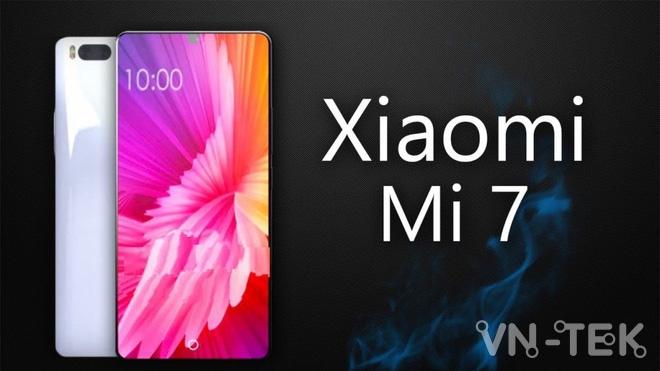 xiaomi mi 7 2 - Xiaomi Mi 7 sẽ có tính năng sạc không dây tương tự Mi MIX 2S