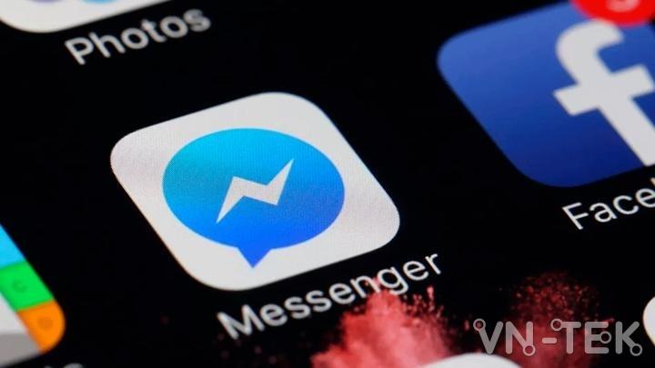 facebook message 1 - Ngừng dùng Messenger cho đến khi Facebook đủ tôn trọng bạn