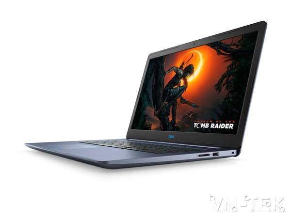 laptop dell g series 3 - Dell giới thiệu loạt laptop chơi game giá hấp dẫn