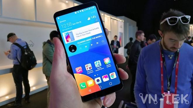 smartphone 16 9 1 - Ưu và khuyết điểm của martphone màn hình 18:9