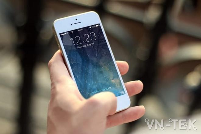 iphone5s - iPhone 5S, 6 như sống lại từ khi nâng cấp lên iOS 12