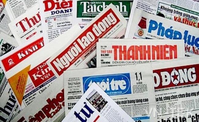 ngay nha bao viet nam - Chào mừng Ngày Nhà báo Việt Nam 21-6