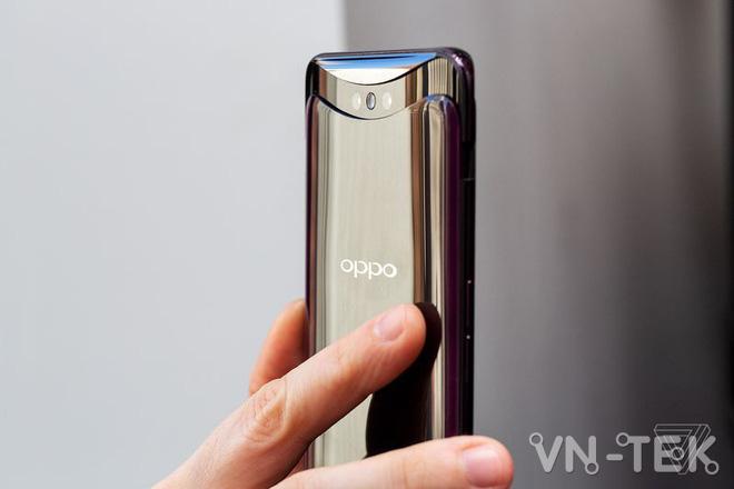 oppo find x 14 - Oppo Find X chính thức lộ diện màn hình hoàn toàn không viền