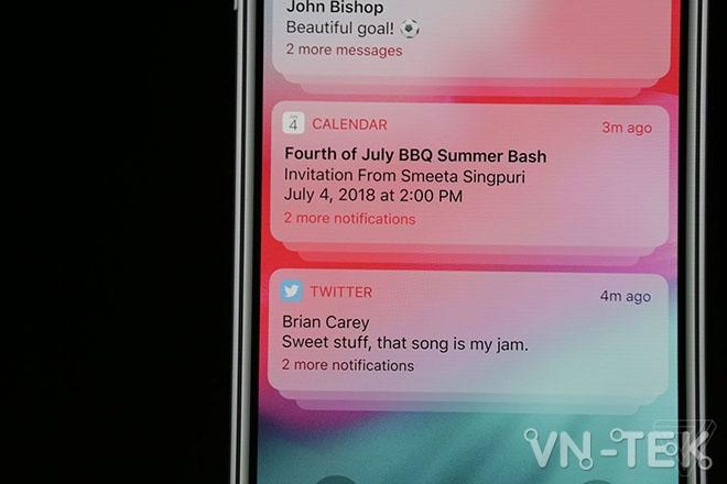 tinh nang ios 12 4 - Hàng loạt tính năng đáng giá của iOS 12 đang chờ người dùng cập nhật