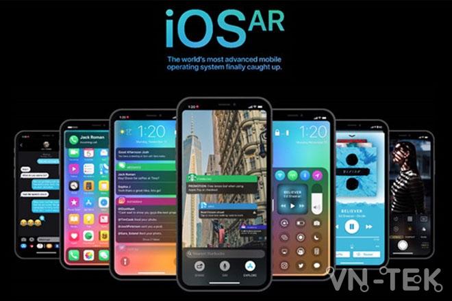 tinh nang ios 12 5 - Hàng loạt tính năng đáng giá của iOS 12 đang chờ người dùng cập nhật