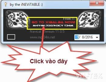 cach crack navicat 11 - Công cụ quản lý CSDL mạnh mẽ Navicat Premium 11.0.5 full crack