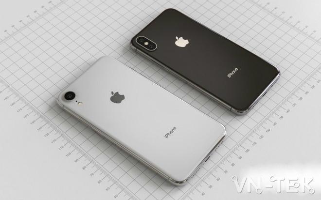 """concept iphone 9 2 - iPhone 9 giá bằng nửa iPhone X đẹp đến nỗi fan """"ngất lịm"""""""