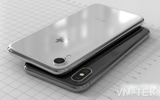 """concept iphone 9 3 - iPhone 9 giá bằng nửa iPhone X đẹp đến nỗi fan """"ngất lịm"""""""