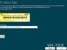 enter product key for windows 265x198 - Chuyên trang công nghệ & thủ thuật máy tính