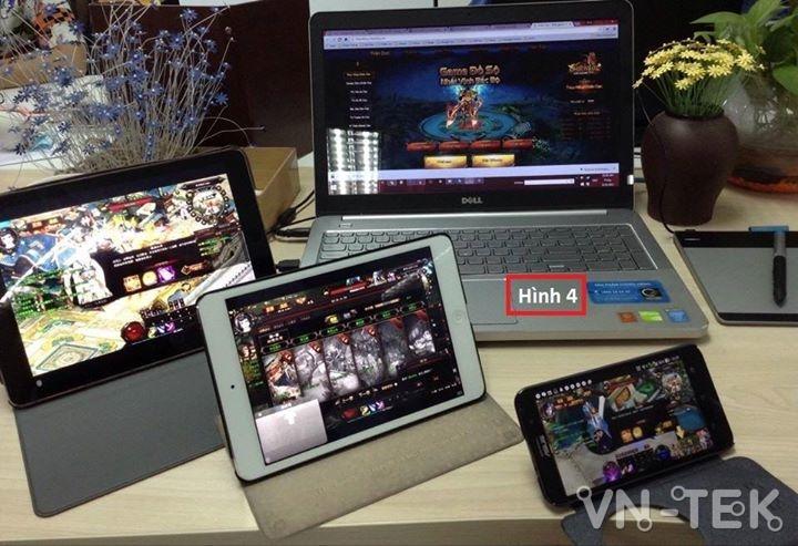 puffin 4 - Thủ thuật hay để chơi webgame trên smartphone bằng Puffin
