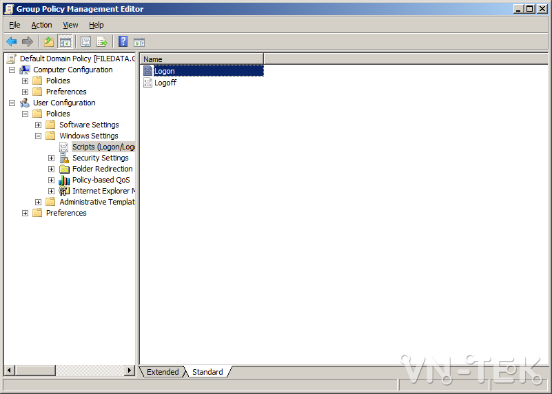 gpo windows server 2008 1 - Một số Group policy trên Windows Server 2008 thường dùng trong doanh nghiệp