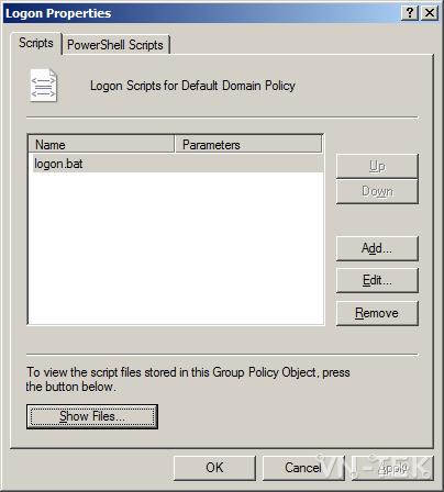 gpo windows server 2008 2 - Một số Group policy trên Windows Server 2008 thường dùng trong doanh nghiệp