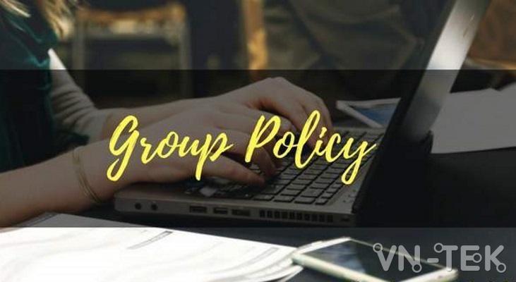 group policy windows server - Một số Group policy trên Windows Server 2008 thường dùng trong doanh nghiệp