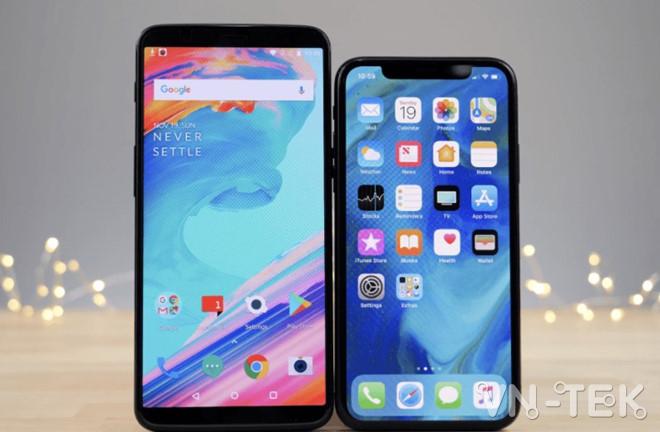 iphone x 1 - iPhone X duyệt web, xem phim chậm hơn Galaxy S9 và Pixel 2