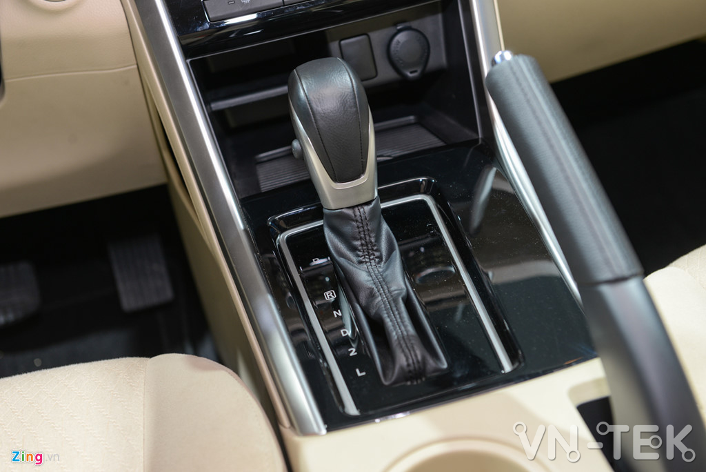 mitsubishi xpander 3 - Đánh giá nhanh Mitsubishi Xpander - động cơ 1.5L yếu hay không?