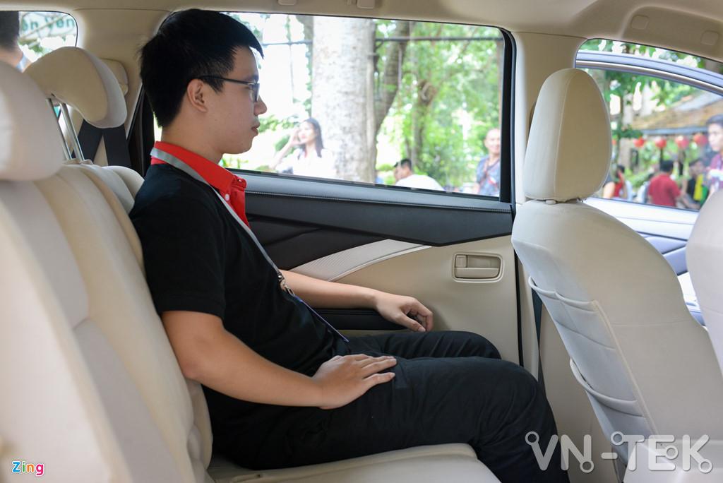 mitsubishi xpander 5 - Đánh giá nhanh Mitsubishi Xpander - động cơ 1.5L yếu hay không?