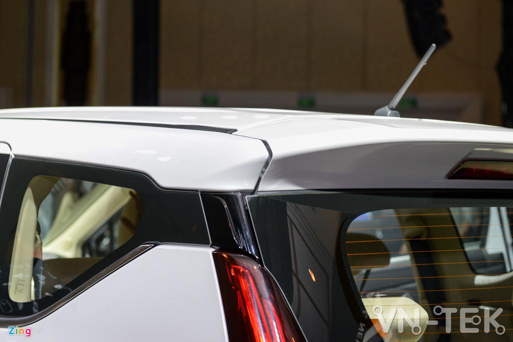 mitsubishi xpander 7 - Đánh giá nhanh Mitsubishi Xpander - động cơ 1.5L yếu hay không?
