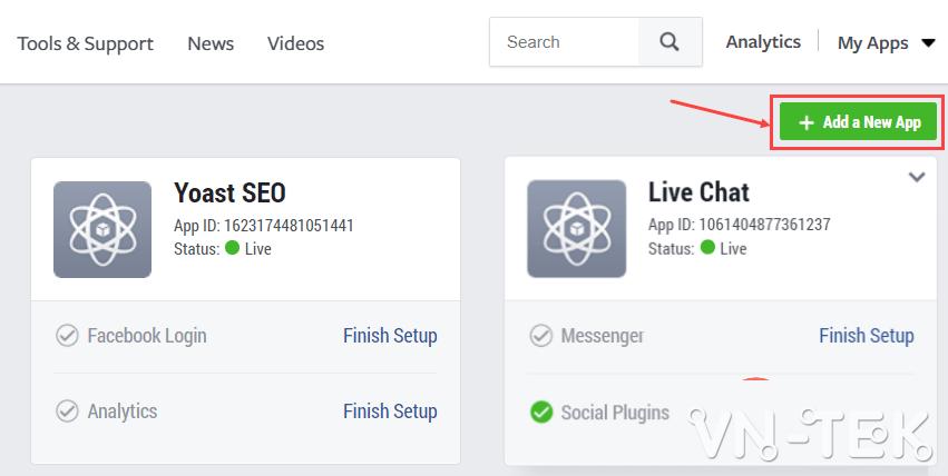 tich hop facebook chat cho website khong can dung plugin 3 - Tích hợp Facebook Chat cho website không cần dùng plugin