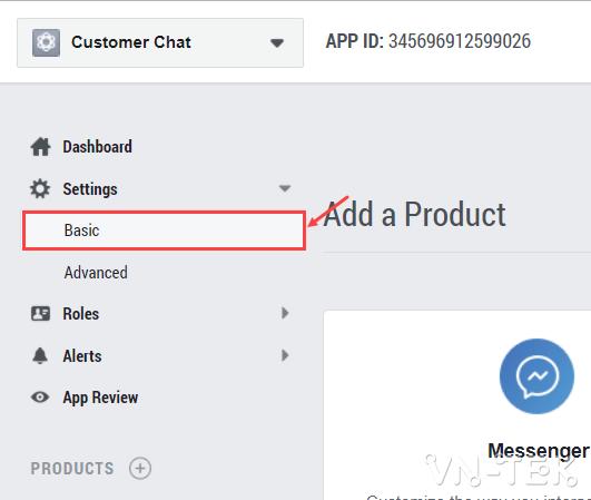 tich hop facebook chat cho website khong can dung plugin 5 - Tích hợp Facebook Chat cho website không cần dùng plugin