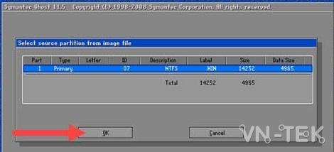 ghost windows tu o cung 13 - Cách ghost Windows 10, 8.1, 7 từ ổ cứng HDD, không cần usb