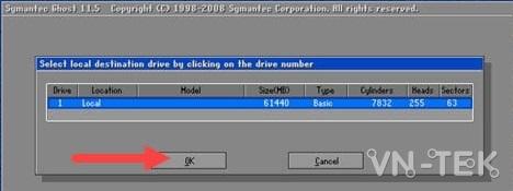 ghost windows tu o cung 14 - Cách ghost Windows 10, 8.1, 7 từ ổ cứng HDD, không cần usb