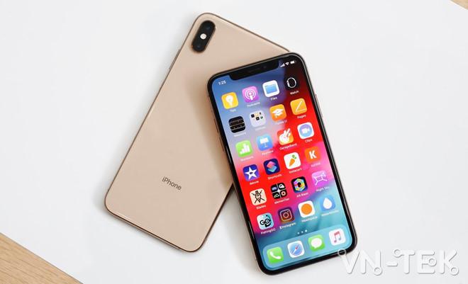 iphone xs max - iPhone XS và XS Max gặp lỗi vào mạng chậm