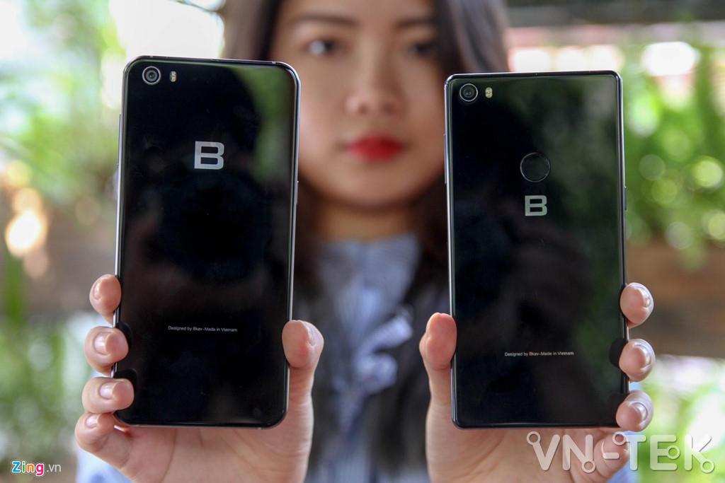 bphone 3 5 - Những nâng cấp đáng giá của Bphone 3 so với đời trước