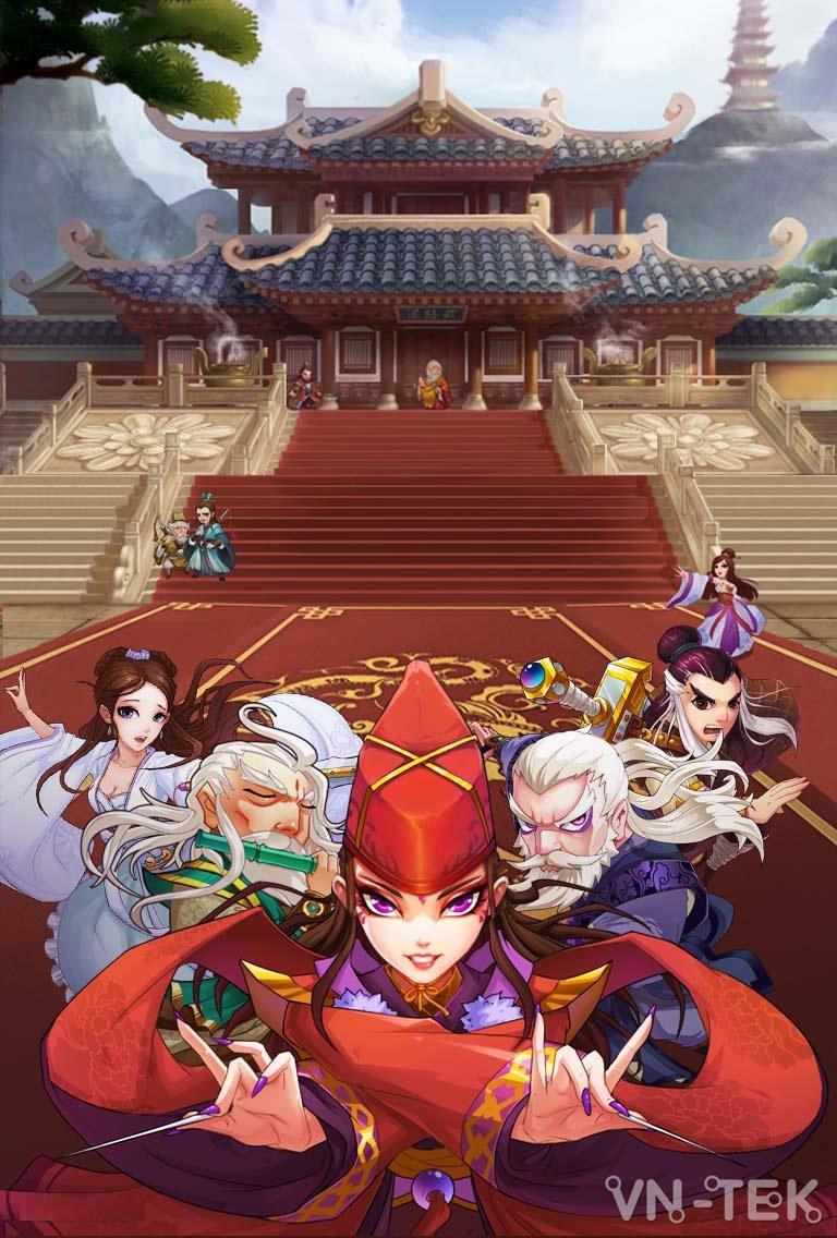 gamelogo - Võ Hiệp Đại Tông Sư – Anh hùng Kim Dung tề tựu