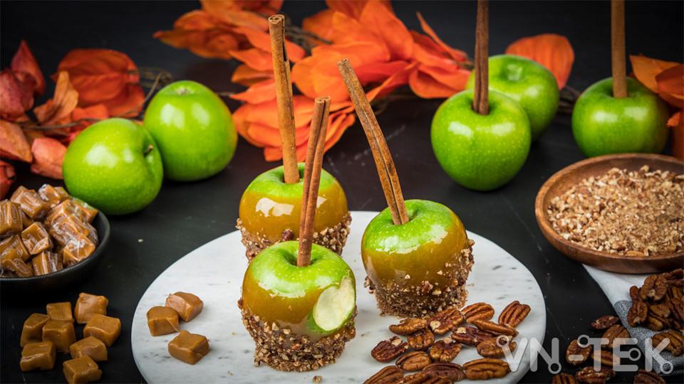 mon an halloween 2 - Văn hóa các nước trên thế giới ăn gì dịp lễ Halloween?