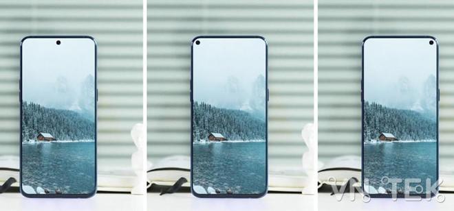 smartphone tran vien - Smartphone tràn viền hoàn toàn sắp ra mắt