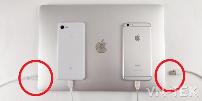 iphone type c 1 - Đã đến lúc Apple cần trang bị cổng USB Type-C cho iPhone