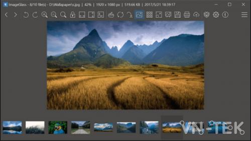 phan mem xem anh 2 - Tổng hợp phần mềm xem ảnh tốt nhất trên Windows 10