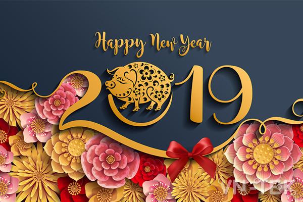 chuc mung nam moi 2019 - Những lời chúc mừng năm mới 2019 hay và ý nghĩa nhất