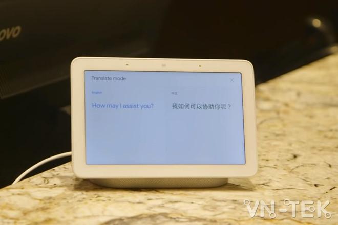 google assistant 1 - Google Assistant đã có thể phiên dịch trực tiếp tiếng Việt
