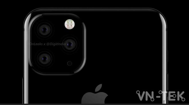 iphone 11 - Hình ảnh rò rỉ đầu tiên về iPhone 11