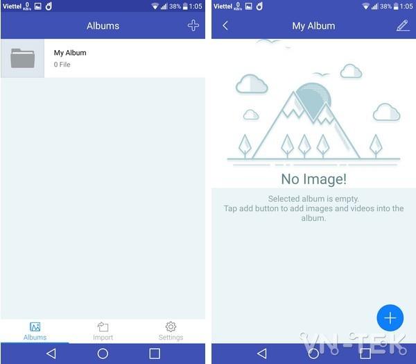 keep photos secret 3 - Thủ thuật che giấu hình ảnh, video riêng tư trên Android