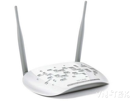 phan biet cac thiet bi mang modem router access point 2 - Phân biệt Router, Modem , Access Point, Modem Router