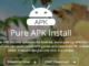 pure apk install 1 80x60 - Chuyên trang công nghệ & thủ thuật máy tính