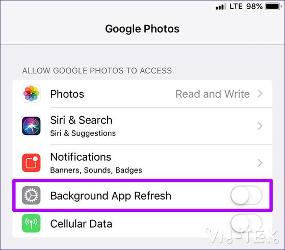 15 meo tiet kiem pin ios 12 2 - Chia sẻ 15 mẹo tiết kiệm pin trên iOS 12