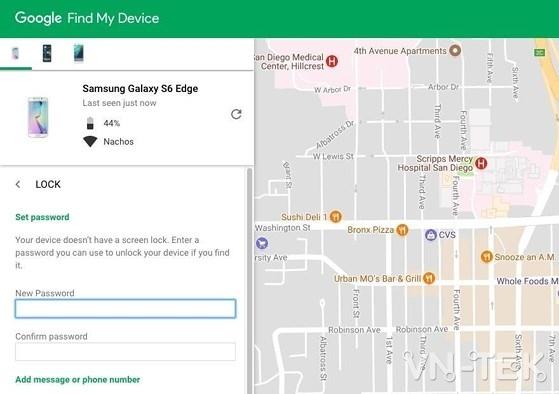 mo khoa dien thoai android 1 - 6 cách mở khóa điện thoại Android khi lỡ quên mật khẩu