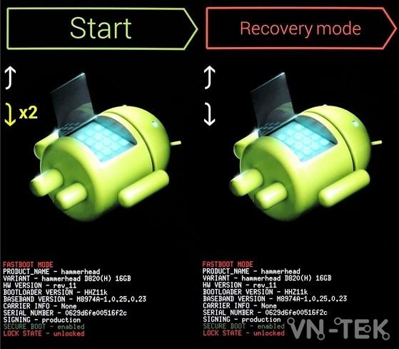 mo khoa dien thoai android 4 - 6 cách mở khóa điện thoại Android khi lỡ quên mật khẩu