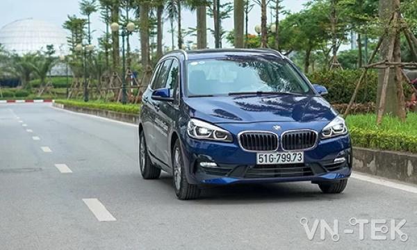 bmw 2 - Cảm giác cầm lái BMW sang trọng theo phong cách thể thao