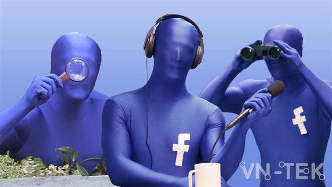 facebook nghe len dien thoai 1 - Zuckerberg nuốt lời, Facebook thừa nhận nghe lén người dùng