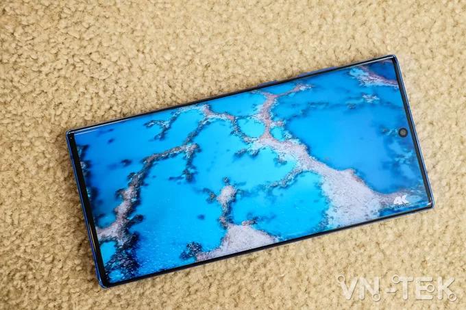 galaxy note 10 4 - Galaxy Note 10+, smartphone màn hình lớn nhất của Samsung